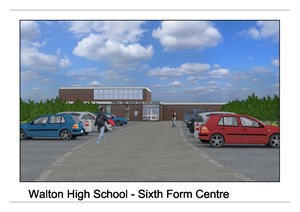 New Sixth Form Image Front Final
