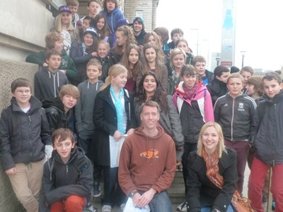 Maths Trip to London