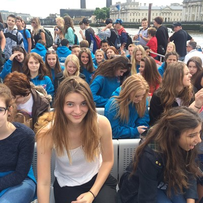 GCSE RE visit to London 2016